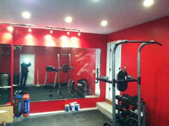 Fitness 19 Commercial Lighting in Westerville, OH