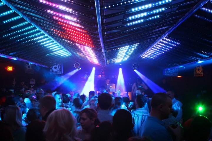nightclub wiring / lighting