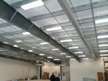 Warehouse Lighting Installation/Wiring Gahanna, OH