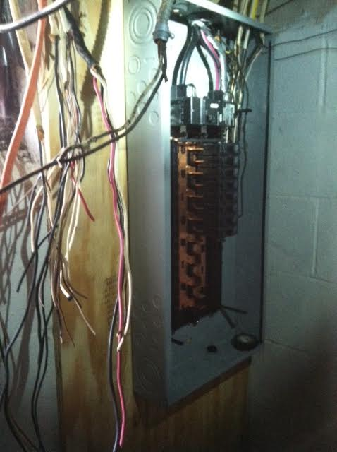 Whole House Electrical Re-Wiring by PTI Electric, Plumbing, & HVAC in Columbus, OH