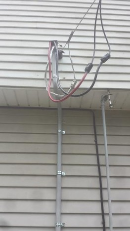 Residential Service Upgrade in Columbus, OH