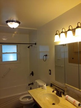 Bathroom Lighting Install in Columbus OH
