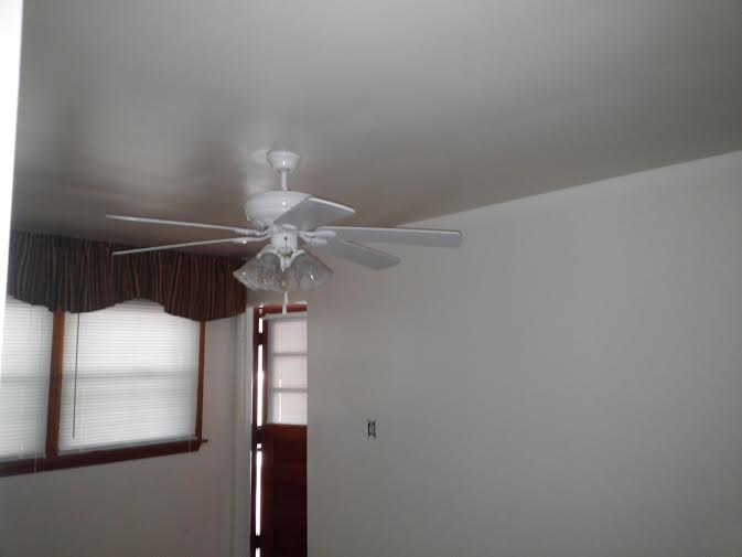 Ceiling Fan Lighting Install in Columbus OH
