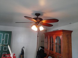 Ceiling Fan Install Columbus OH